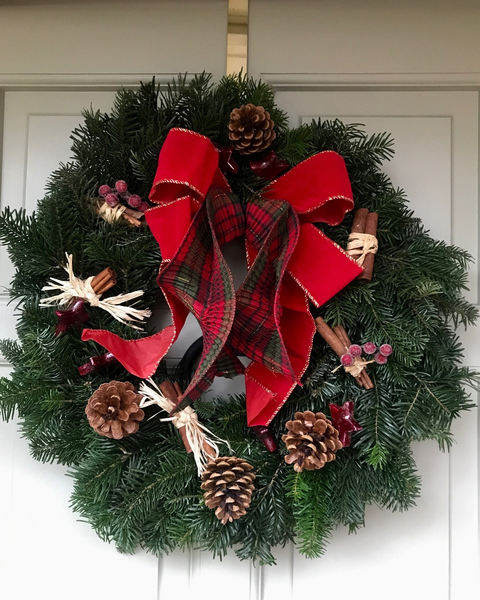 Garden Franchise Business Christmas Cheer